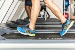 Treadmill at Gym Plus