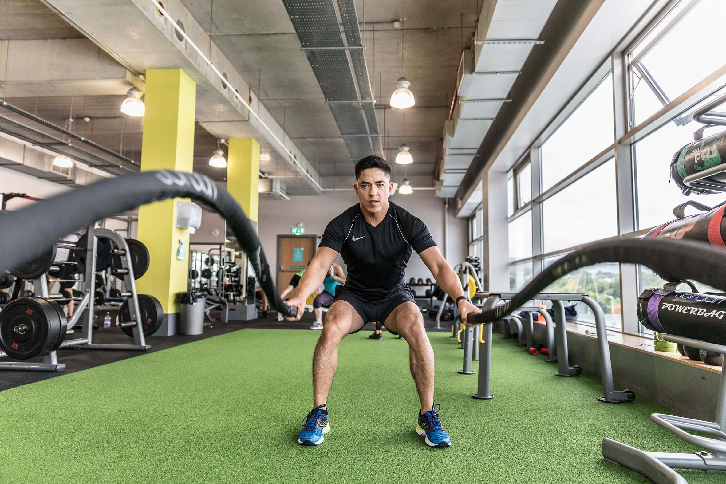 Gym Plus gym