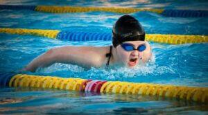 Swimming in Rathfarnham