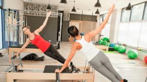 Pilates Class at GymPlus