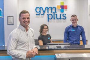 Staff at Gym Plus
