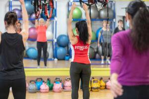 Gym Plus class